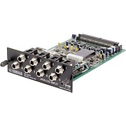 Yamaha MY8/AD24 Expansion Card for 01V, PM1D, DME32, AW4416, AW2816, and SREV1