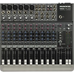 Mackie 1402-VLZ3 Premium 14-Channel Compact Mixer (0018453-00 USED)