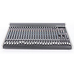 Mackie 2404-VLZ3 Premium 24-Channel FX Mixer with USB Black (USED006003 2034206-00)