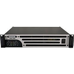 Mackie FRS-1700 1660-Watt 2-channel Lightweight Power Amplifier (0025403-00)