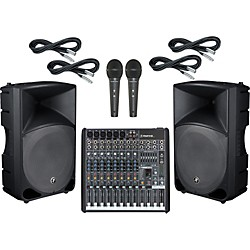 Mackie ProFX12 / TH-15A PA Package (ProFX12TH15AOld)