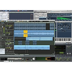 Magix Samplitude Pro X Upgrade: Version  8,9,10 Pro Software Download (1025-32)