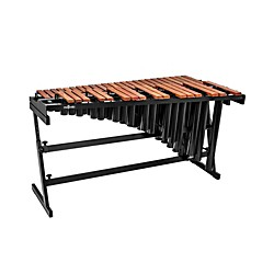 Majestic Gateway Series 3.3-Octave Padauk Bar Practice Marimba w/ Resonators (M5533DR)