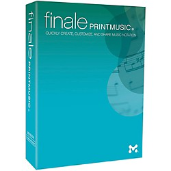 Makemusic Finale PrintMusic 2014 Lab Pack 5 User (13-PHL14)