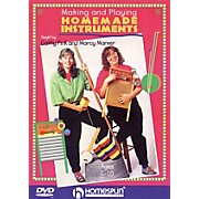 Homespun Making and Playing Homemade Instruments Homespun Tapes Series DVD Performed by Marcy Marxer