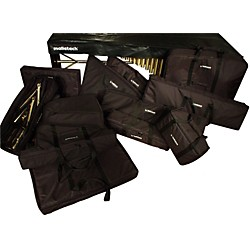Malletech MALLETECH CC11 11-Piece Marimba Bag Set (CC11)