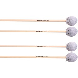 Malletech Stout Marimba Mallets Set of 4 (GS07)