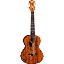 Luna Guitars Maluhia Peace Tenor Ukulele