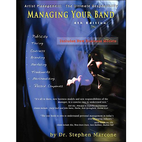 Hal Leonard Managing Your Band-thumbnail
