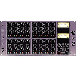 Manley M162ML16x2 8+8 Mic/Line Mixer (M162ML)