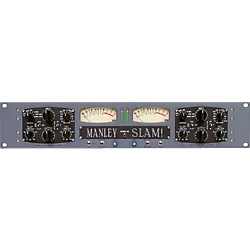 Manley SLAM! Stereo Limiter and Micpre - Mastering Version (MMSLAMA)