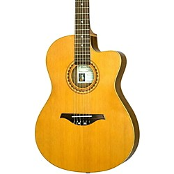 Manuel Rodriguez Caballero 10 Cutaway Nylon String Acoustic-Electric Guitar (USED004000 9 1104 CAB10CT)