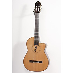 Manuel Rodriguez Model B Cutaway Boca M.R. Nylon-String Acoustic-Electric Guitar (USED005003 3 395 B CUT BO)