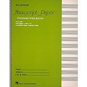 Hal Leonard Manuscript Paper