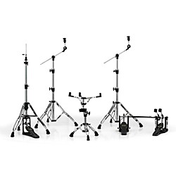 Mapex Armory Series HP8005BC 5-Piece Hardware Pack with Double Pedal (HP8005BC-DP)