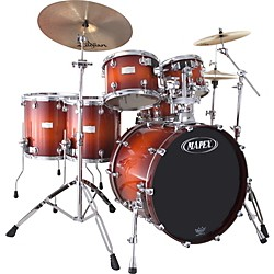 Mapex Saturn 6-piece Fusionease Shell Pack (SW628SU)