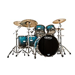 Mapex Saturn Studioease Special Edition Birch/Walnut 5-Piece Shell Pack (SWR628XSBKNOJ-KIT)
