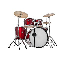 Mapex Voyager SRO Fully Loaded 5-Piece Drum Kit (VR5295TCZUSDR)