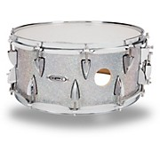 Orange County Drum & Percussion Maple Snare Drum in Halo Flake Finish