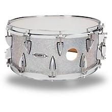 Orange County Drum & Percussion Maple Snare Drum in Halo Flake Finish