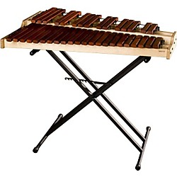 Marimba Warehouse MWX 3 Octave Student Xylophone with Stand (MWX w/X STAND KIT)