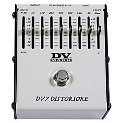 Markbass DV7 Distorsore Guitar Distortion Effects Pedal (USED004000 DVE133011)