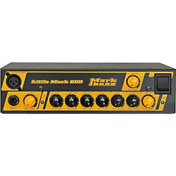 Markbass Little Mark 800 Bass Amp Head (MBH110022)