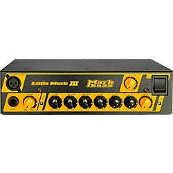 Markbass Little Mark III Bass Amp Head (MBH110020)