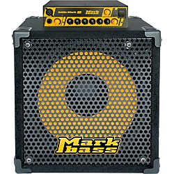 Markbass Little Mark III and New York 151 Bass Stack (KIT - 430767)