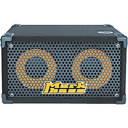 Markbass Traveler 102P Rear-Ported Compact 2x10 Bass Speaker Cabinet (MBL100001)