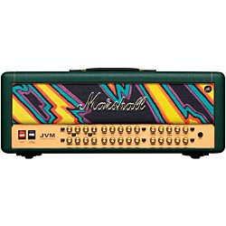 Marshall Custom Tattoo JVM410H Antony Flemming 100W Tube Guitar Head (M-CSJVM410T2-U)