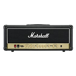 Marshall DSL100H 100W All-Tube Guitar Amp Head (M-DSL100H-U)