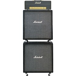 Marshall JTM45, 1960AX, and 1960BX Tube Guitar Full Stack (KIT773037)