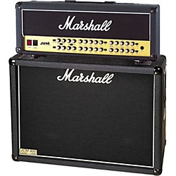 Marshall JVM410H and 1936 2x12 Tube Guitar Half Stack (KIT773025)