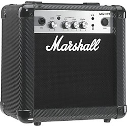 Marshall MG Series MG10CF 10W 1x6.5 Guitar Combo Amp (M-MG10CF-U)
