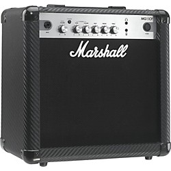 Marshall MG Series MG15CF 15W 1x8 Guitar Combo Amp (M-MG15CF-U)