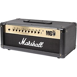 Marshall MG4 Series MG100HFX 100W Guitar Amplifier Head (MG100HFX RESTOCK)