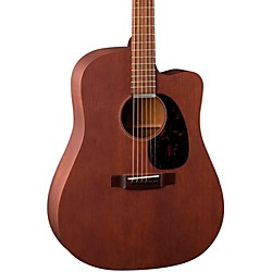 Martin 15 Series DC-15ME Acoustic-Electric Guitar (10DC15ME)