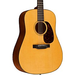 Martin D-18E Retro Series Dreadnought Acoustic-Electric Guitar (D18ERETRO)