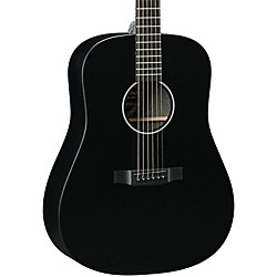 Martin DXAE with Sonitone USB Acoustic-Electric Guitar (11DXAEBLACK)