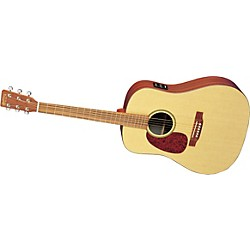Martin DXME Left-Handed Acoustic-Electric Dreadnought (DXMEL NATURAL)