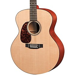 Martin GrandJ12-16GTE Left-Handed Acoustic Electric Guitar (10GRANDJ1216GTEL)