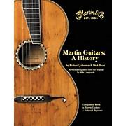 Hal Leonard Martin Guitars: A History