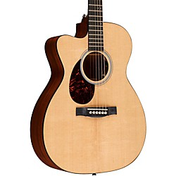 Martin OMCPA4 Orchestra Left-Handed Acoustic-Electric Guitar (10OMCPA4L)