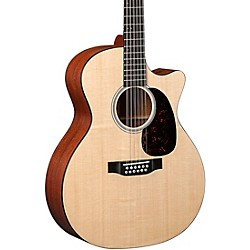Martin Performing Artist Series GPC12PA4 12-String Acoustic-Electric Guitar (GPC12PA4)