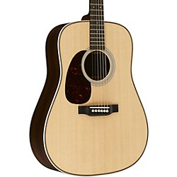 Martin Standard Series HD-28L Left-Handed Dreadnought Acoustic Guitar (10HD28L)