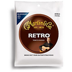Martin Tony Rice Signature Acoustic Guitar Strings (013-056) (41MTR13)