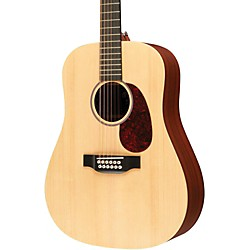 Martin X Series D12X1AE 12-String Dreadnought Acoustic-Electric Guitar (D12X1AE)