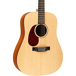 Martin X Series DX1KAE Left-Handed Acoustic-Electric Guitar (11DX1KAEL)