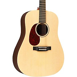 Martin X Series DX1RAE Left-Handed Acoustic-Electric Guitar (11DX1RAEL)